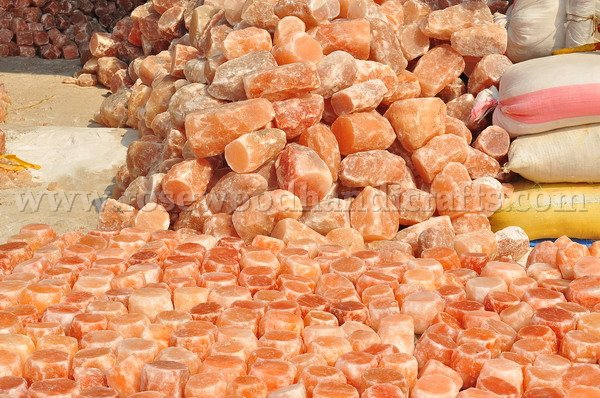Narural Bath salt Chunks