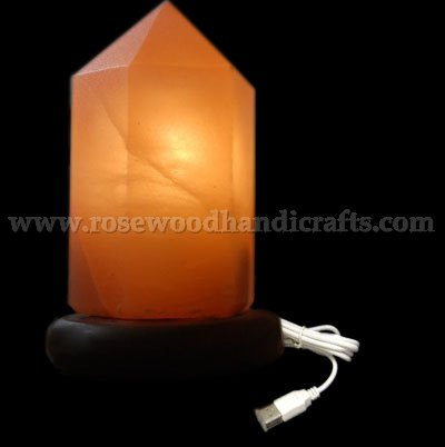 USB Himalayan Salt Lamps