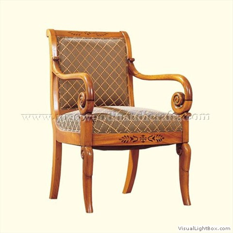 Wooden Coffee Chair
