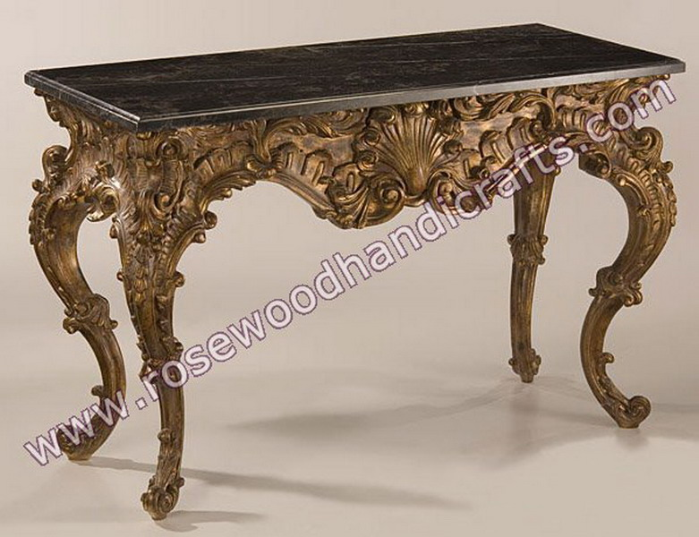 Wooden Console Tables Rosewood Console Tables Wooden