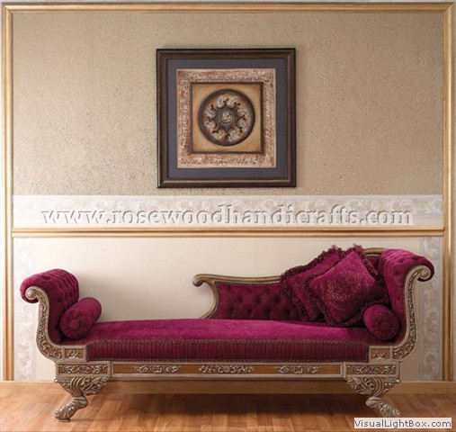 Furniture Design Dewan backless couch-wooden sala set-wood couch-love seat
