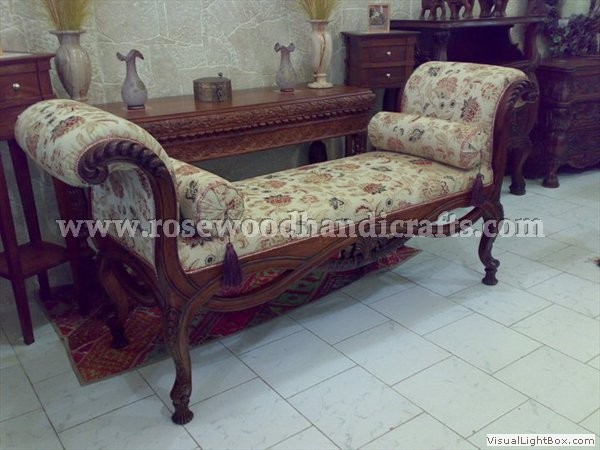 Wooden Couch Backless Couchwooden Sala Setwood Couchlove Seat