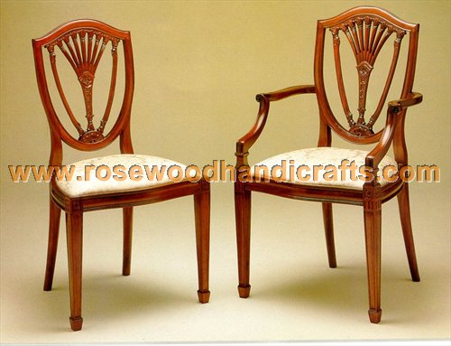 Wooden Dining Chair Rosewood Dining Chair Dining Chairs Wooden