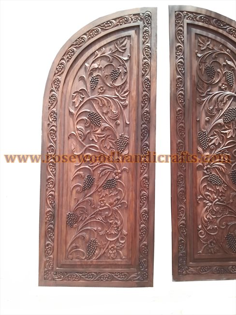 Wooden Door  sc 1 st  Wooden Furniture-Handicrafts-Onyx u0026 Marble-Himalayan Rock Salt-Brass ... : door carving - pezcame.com