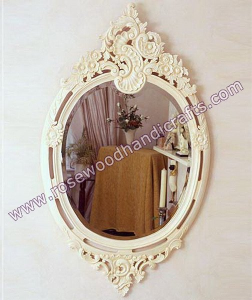Rosewood Mirror Frames, Wooden Mirror Frames,Mirror Frame, Carved ...