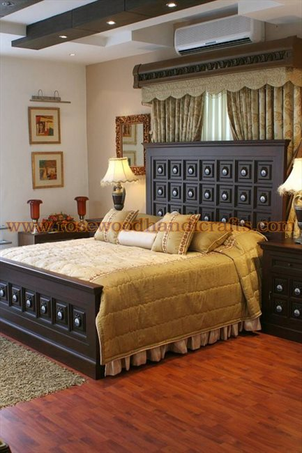 wood panel bed. Wooden-panel-bed-12.jpg Wood Panel Bed