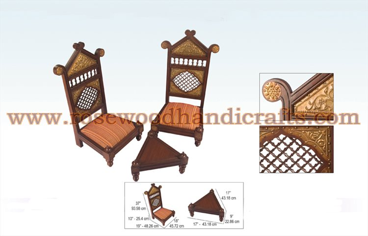 Wooden Peera Set