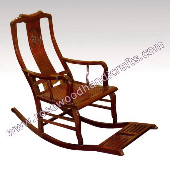 Ordinaire Wooden Rocking Chairs